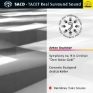 【SACD】布魯克納第九號交響曲 Bruckner Symphony no. 9 in D minor Dem lieben Gott