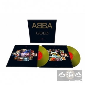 【彩膠唱片】純金選 25周年紀念版 Gold: Greatest Hits  (25th Anniversary Edition on Gold Vinyl)