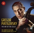 皮亞提果斯基的大提琴藝術─RCA與COLUMBIA唱片公司錄音全集 Gregor Piatigorsky - The Art of the Cello - The Complete RCA