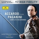 帕格尼尼小提琴作品演奏輯 Accardo Plays Paganin Complete Recordings