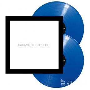 【預購】【黑膠唱片LP】Live In London (Transparant Blue Vinyl)