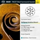 【SACD】莫札特:海頓弦樂四重奏E大調KV 428 , A大調KV464 Mozart: String Quartet in E flat major KV 428