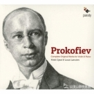 普羅高菲夫 : 小提琴原創作品 Prokofiev : Complete Original Works for Violin & Piano