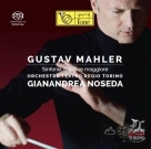 【SACD】馬勒:D大調第九交響曲 Mahler : Sinfonia nr.9 in re maggiore
