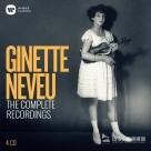 妮芙錄音室錄音全集 Ginette Neveu The Complete Recordings