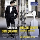 理查‧史特勞斯 : (唐吉軻德)與大提琴作品集 R. Strauss : Don Quixote, Sonata for cello and piano, Songs Opp. 10 & 32