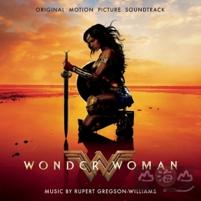 神力女超人 電影原聲帶 Wonder Woman (Original Motion Picture Soundtrack)
