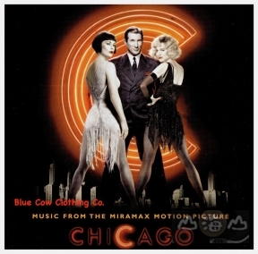 【黑膠唱片LP】芝加哥-電影原聲帶 Chicago: Music From the Miramax Motion Picture (Black & Gold Vinyl)
