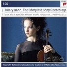 【典範大師系列112】SONY錄音全集 Hilary Hahn - The Complete Sony Recordings