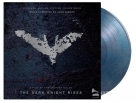 【黑膠唱片LP】黑暗騎士:黎明昇起-電影原聲帶 Batman:The Dark Knight Rises (CLEAR, BLUE & RED MARBLED COLOURED VINYL)