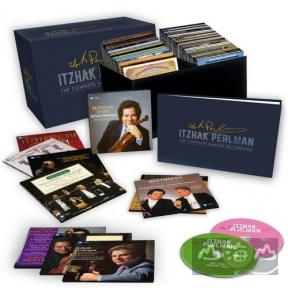 "帕爾曼華納錄音大全集""Itzhak Perlman: The Complete Warner Recordings"