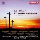 【SACD】巴哈:約翰受難曲(英文版) Bach: St John Passion (in English)