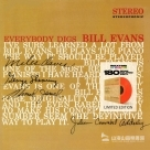 【預購】【黑膠唱片LP】Everybody Digs Bill Evans (Red Vinyl)