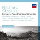理查史特勞斯:音詩作品全集&協奏曲 (13CD) Richard Strauss: Complete Tone Poems & Concertos