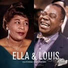 【黑膠唱片LP】ELLA & LOUIS -LTD- GATEFOLD REPLICA