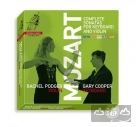 莫札特小提琴奏鳴曲全集 Mozart: Complete Sonatas For Keyboard & Violin