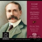 【SACD】艾爾加:謎語變奏曲、佛漢 威廉士:黃蜂、綠袖子  ELGAR ENIGMA VARIATIONS VAUGHAN WILLIAMS - THE WASPS - GREENSLEEVES
