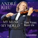 我的音樂世界---雙CD超精選 My Music, My World – The Very Best Of