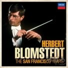布隆斯泰特舊金山時期錄音 15CD Herbert Blomstedt - THE SAN FRANCISCO YEARS