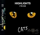 【SACD】貓劇-精選 Highlights From Cats