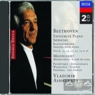 貝多芬:月光&熱情&悲愴等奏鳴曲(笛卡1送1系列151) Beethoven:Favourite Piano Sonatas