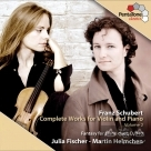 【SACD】舒伯特:小提琴與鋼琴作品全集2 Schubert: Complete Works for Violin & Piano Vol.2