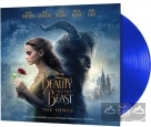 【彩膠唱片LP】美女與野獸 電影原聲帶 Beauty And The Beast: The Songs  (Blue Vinyl)