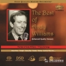 【預購】【SACD】The Best of Andy Williams