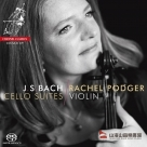 【SACD】巴哈:六首無伴奏小提琴奏鳴曲 J.S. Bach: Cello Suites, violin transcription