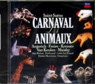 聖桑:動物狂歡節、賀都、梅許維茲作品選 Saint-Saens : Carnival of the animals ; Little Sad Sound etc.