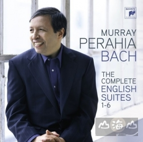 【進口版】巴哈:英國組曲全集 J.S.Bach:The complete English Suites