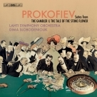 【SACD】普羅高菲夫 : (賭徒)組曲 / (石花的故事) 芭蕾舞組曲 Prokofiev : Suites from The Gambler & The Stone Flower