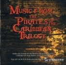 【美版】神鬼奇航電影音樂全集-交響詩 Music From The Pirates Of The Caribbean Trilogy