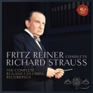 萊納指揮理查史特勞斯管弦樂曲集 Fritz Reiner Conducts Richard Strauss - The Complete RCA  and Columbia Recordings (11CD)