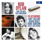 【預購】【黑膠唱片LP】Bob Dylan & the New Folk Movement .. Folk Movement/ Ft. Judy Collins/Joan Baez/A.O. 180gr 2-LP
