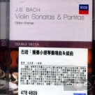 巴哈︰獨奏小提琴奏鳴曲&組曲 J. S. Bach: Sonatas and Partitas for solo violin