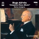 【SACD】雨果阿爾芬 : 鋼琴音樂全集 Hugo Alfven : Complete Piano Music