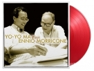 【到貨】【黑膠唱片LP】馬友友的電影琴緣 Yo-Yo Ma Plays Ennio Morricone (SOLID RED VINYL)