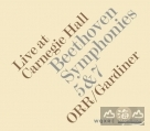 貝多芬:第五與七號交響曲 Beethoven: Symphonies Nos. 5 & 7 - Live at Carnegie Hall (2012)