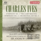 【SACD】艾伍士:管弦作品第三集 Ives: Orchestral Works, Vol. 3