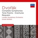 德弗乍克:交響曲&音詩&序曲&安魂曲(9CD) Dvorak: The Symphonies&Tone Poems &Overtures&Requiem