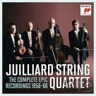 茱莉亞弦樂四重奏EPIC時期錄音全集1956-66【11CD】Juilliard String Quartet - The Complete EPIC Recordings