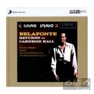 【K2HD】貝拉方堤回歸卡內基音樂廳 Belafonte Returns To Carnegie Hall