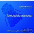 【24K金版】著名的藍雨衣 Famous Blue Raincoat (20th Anniversary Edition)