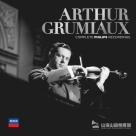 葛魯米歐Philips錄音全集 GRUMIAUX-Complete Philips Recordings