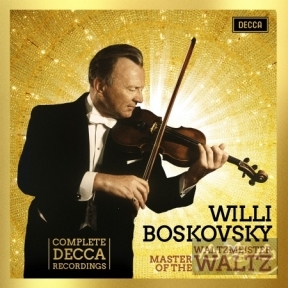 鮑斯考夫斯基 DECCA錄音全集 50CD+2DVD Willi Boskovsky Complete Decca Recordings