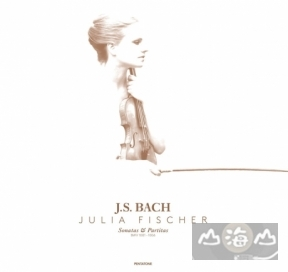 【黑膠唱片LP】巴哈小提琴無伴奏全集 JS Bach / Sonatas and Partitas for Solo Violin