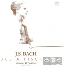 【SACD】巴哈小提琴無伴奏全集 JS Bach / Sonatas and Partitas for Solo Violin