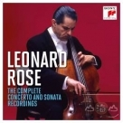 雷歐納德羅斯大提琴演奏全集 Leonard Rose - The Complete Concerto and Sonata Recordings