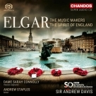 【SACD】艾爾加 : 創樂者 ; 英格蘭精神 Elgar : The Music Makers & The Spirit of England